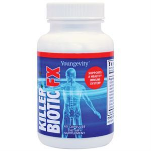 Picture of Killer Biotic Fx® - 60 capsules