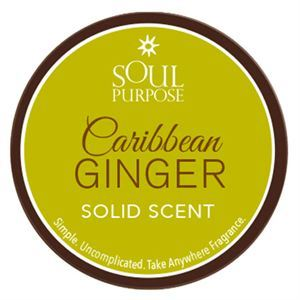 Picture of Caribbean Ginger Solid Scent - 0.5 oz